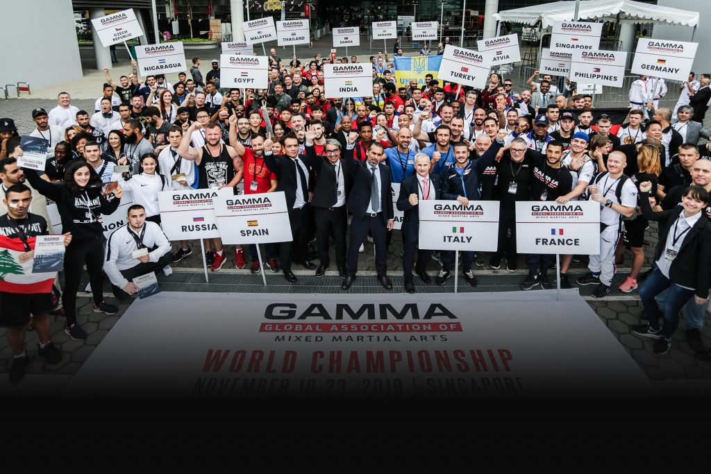 35 Teams Compete Across 110 Amazing GAMMA World Championship Bouts At Singapore Expo