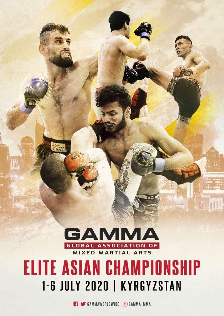 GAMMA Elite Asian Championships