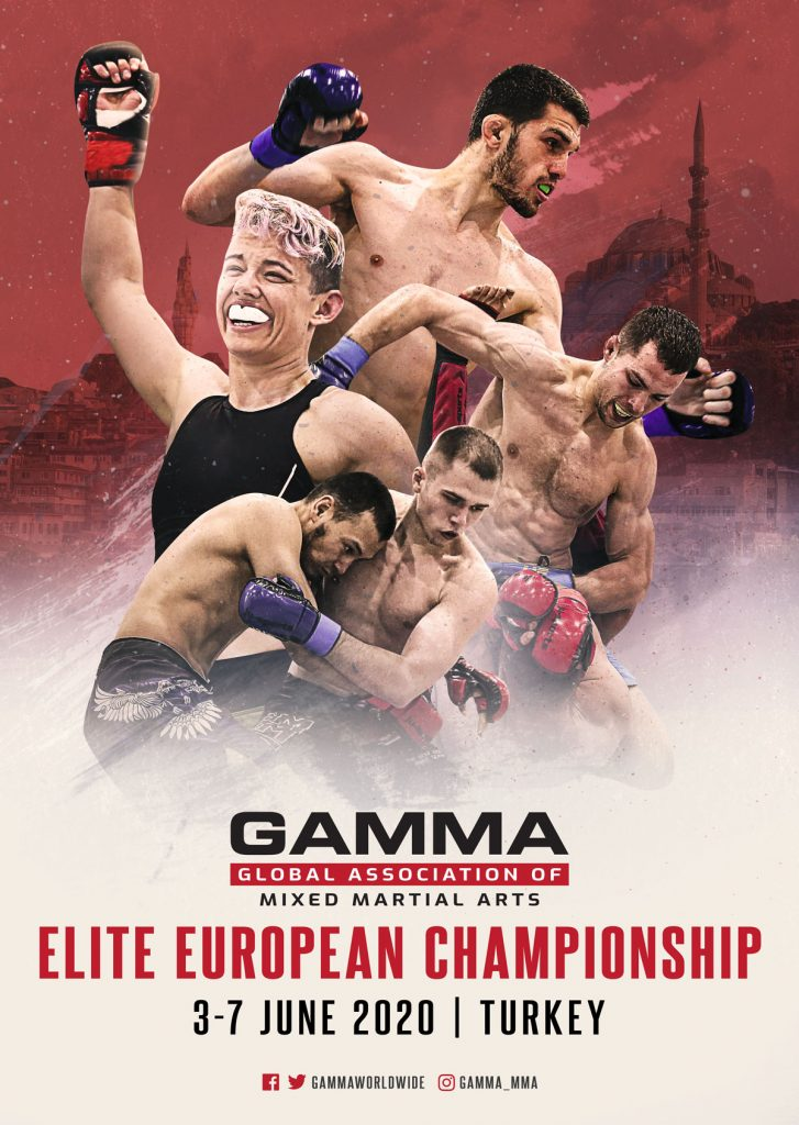 GAMMA Elite European Championships – POSTPONED