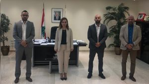 Lebanese Minister of Youth and Sports Considers New Legalisation for Mixed Martial Arts in Lebanon