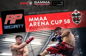 Czech Member Federation Records Historic Number Of Competitors For Its 8th Annual National MMA Championship
