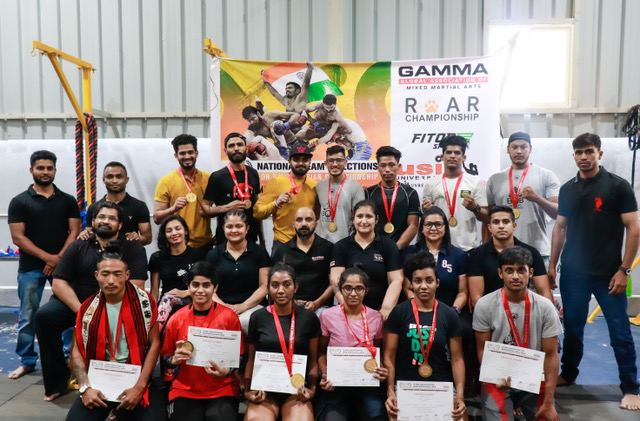 GAMMA India 1st National Championships  Off To A Great Start