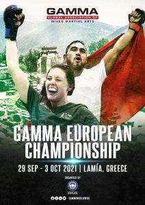 GAMMA European MMA Championship